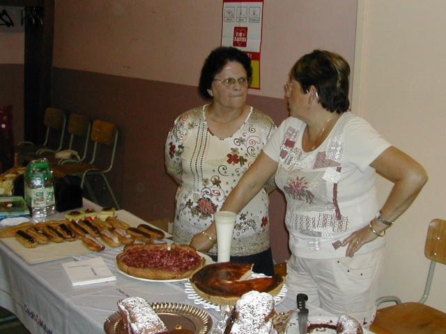 Soirée tartes flambées au profit de la restauration de l'Eglise simultanée de Wangen le samedi  12 juin 2010 à 19h Soirae34