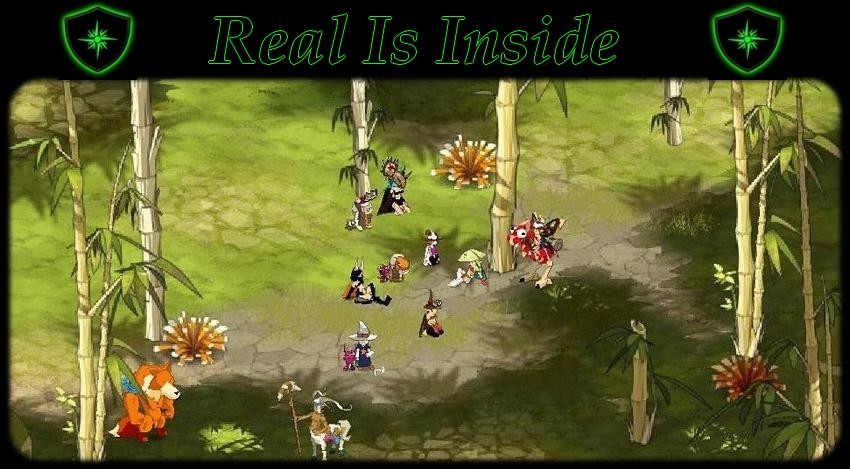 Real Is Inside