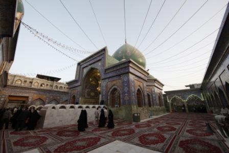 المخيم الحسيني Mukhya10