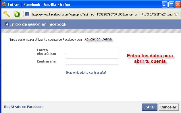 Conectate al foro mediante facebook, e invita a tus amigos para que se unan al foro. Fb1111