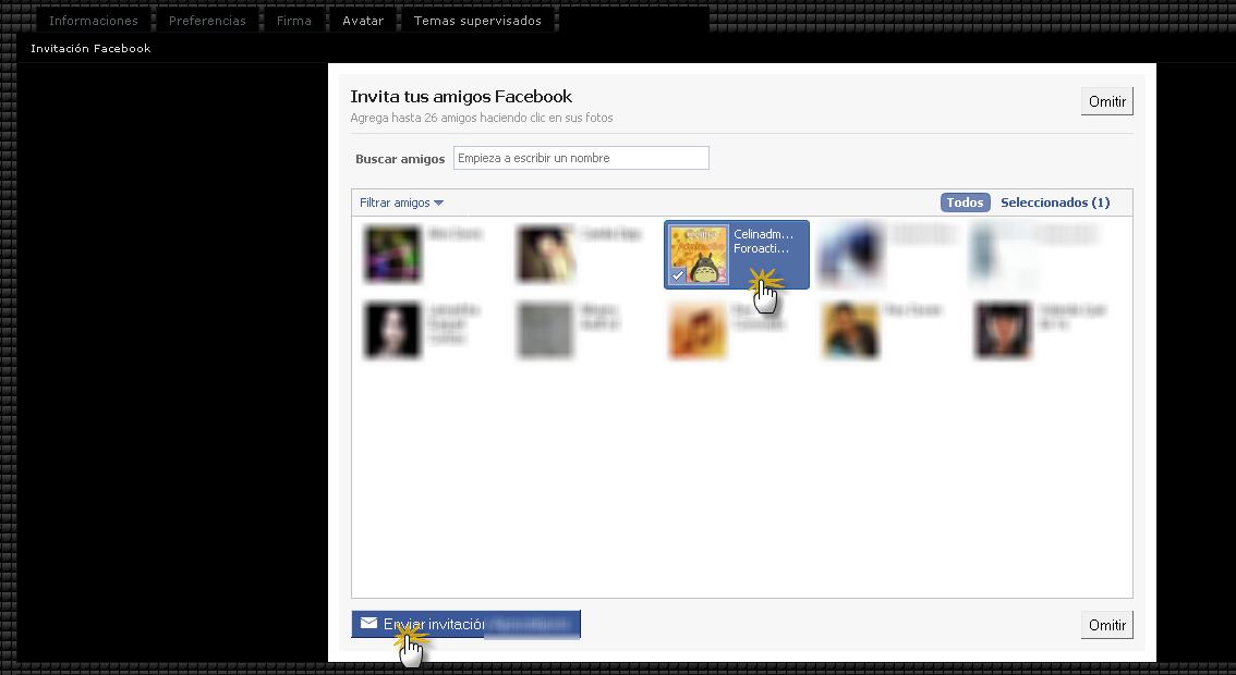 Conectate al foro mediante facebook, e invita a tus amigos para que se unan al foro. Fb1711
