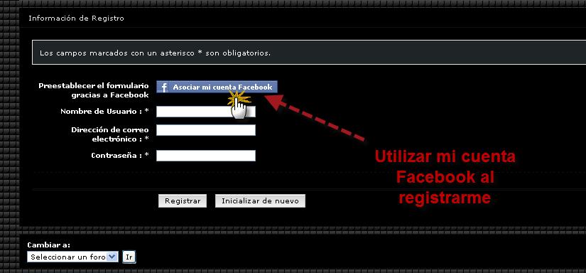 ULTIMO AGGIORNAMETO DI FORUMATTIVO: FACEBOOK CONNECT E PIÙ Fba112