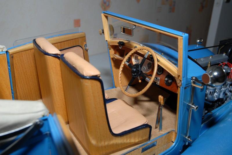 Rolls Royce Phantom II Continental. Maquette Pocher 1/8° Ppm_0124