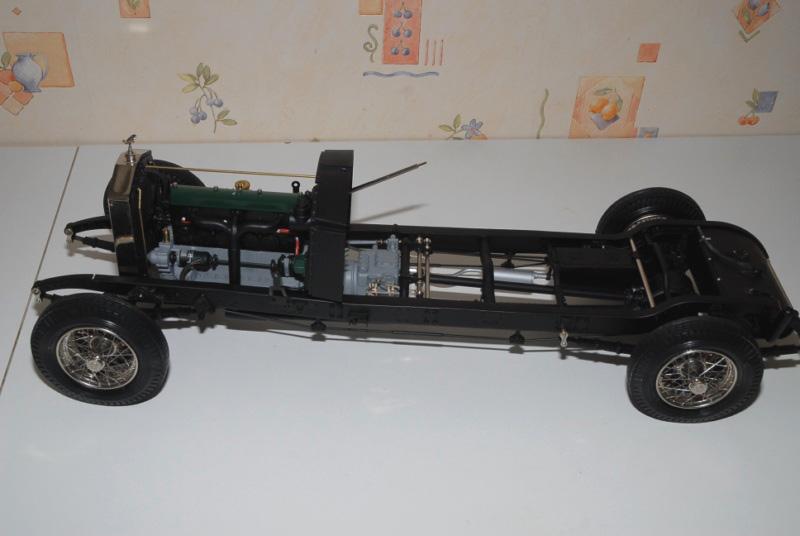 Rolls Royce Phantom II Continental. Maquette Pocher 1/8° Ppm_0127