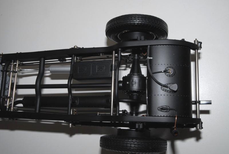 Rolls Royce Phantom II Continental. Maquette Pocher 1/8° Ppm_0128