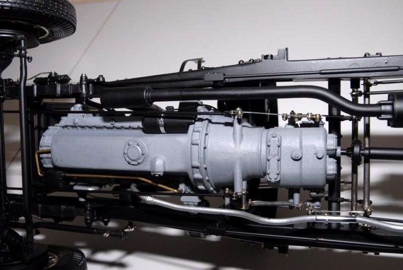 Rolls Royce Phantom II Continental. Maquette Pocher 1/8° Ppm_0130