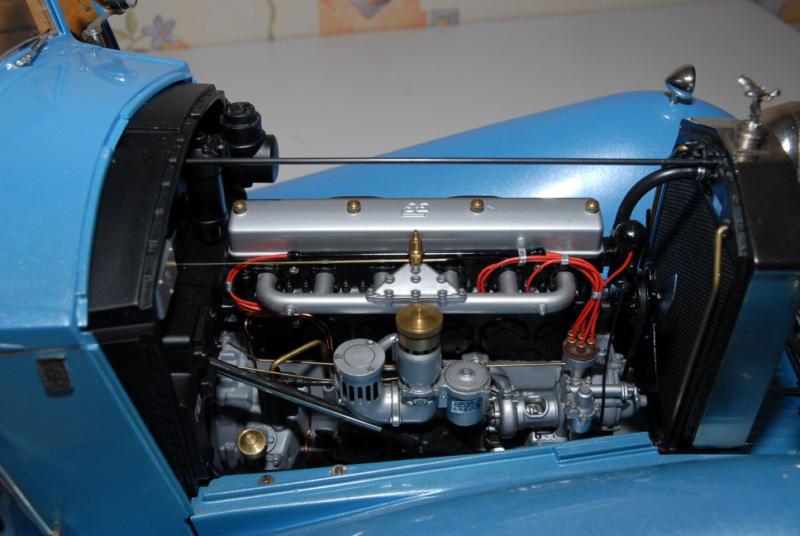 Rolls Royce Phantom II Continental. Maquette Pocher 1/8° Ppm_0131
