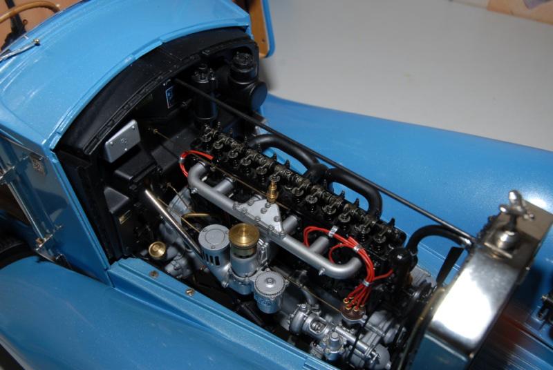 Rolls Royce Phantom II Continental. Maquette Pocher 1/8° Ppm_0132