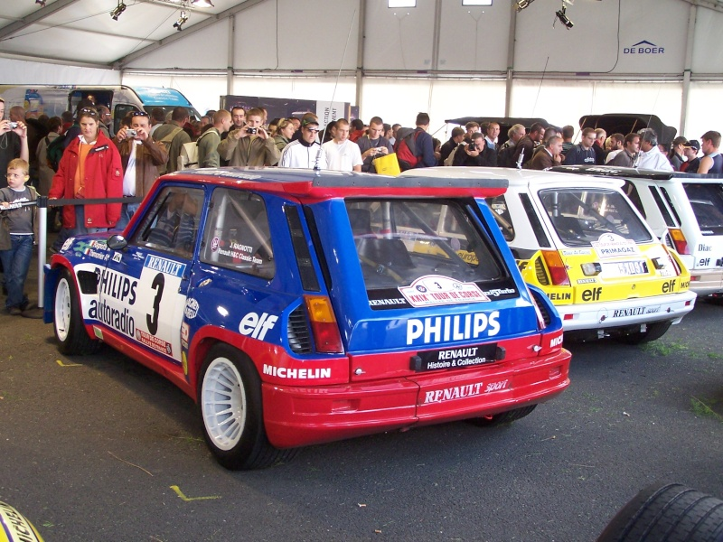 Renault 5 turbo aux World series by Renault. - Page 2 101_0310
