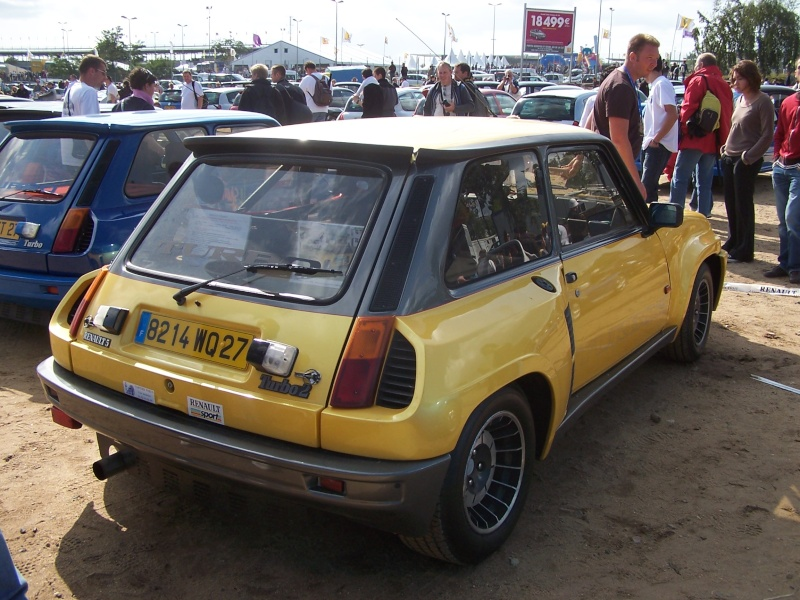 Renault 5 turbo aux World series by Renault. - Page 2 101_0412