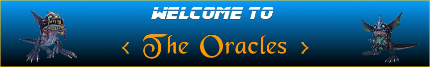 Welcome to  The Oracles