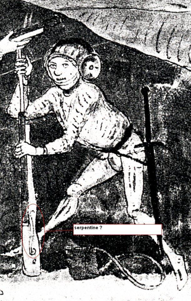 Le trou dans la crosse de l'arquebuse Dieb_s14