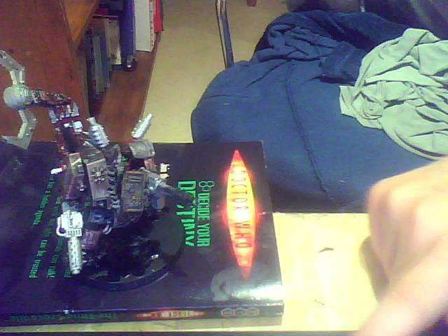 Ork Deff Dread Conversion Deff311