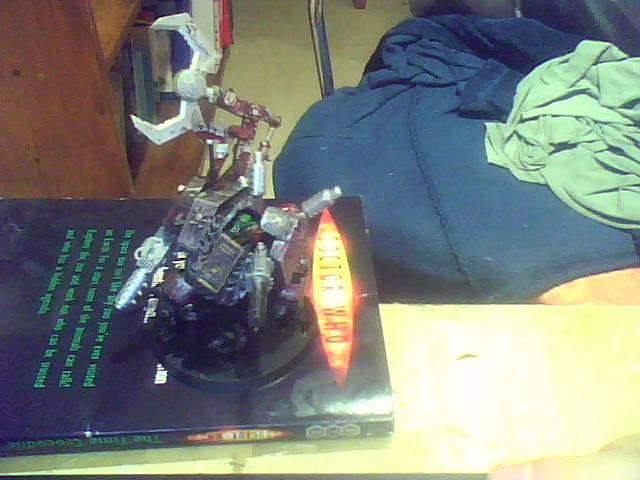Ork Deff Dread Conversion Deff410