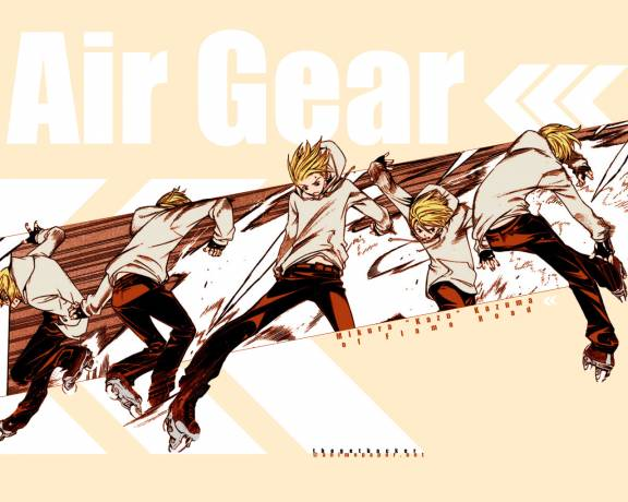 Imagenes Air gear Largea11