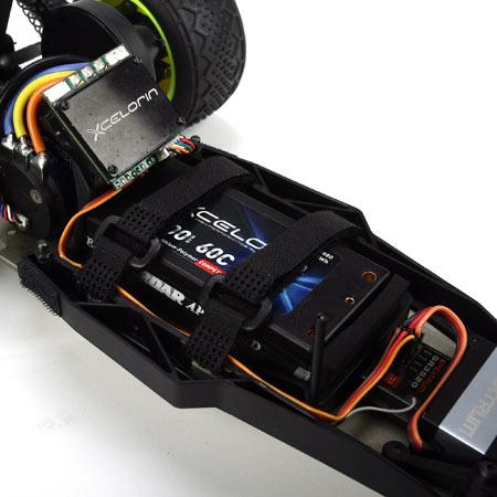 Les accus idéaux pour le losi 22 Mais aussi pour tout pilote volulant jouer sur le centre de gravité de sa voiture. Xlosb911