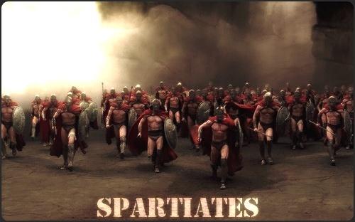 Spartiates [SPARTIA]