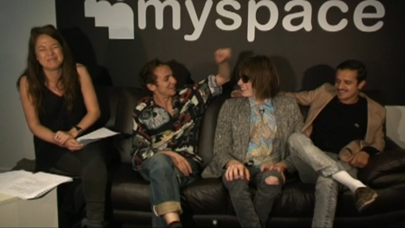 El Live Video Chat en Myspace que no fue en vivo al final.. Myspac12