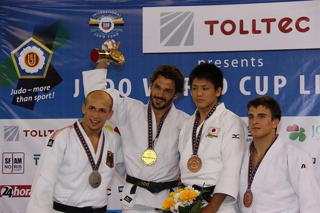Taça do Mundo Masculina de Lisboa - Campo Pequeno, 12 e 13 de Junho Podio710