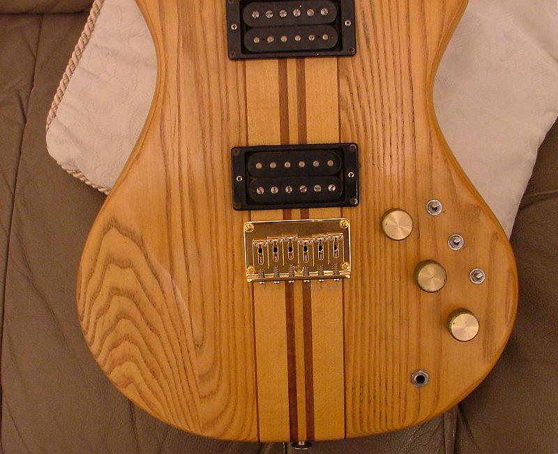 saddle - Single Thunder 1-A guitar bridge saddle (UK ebay) Weston10