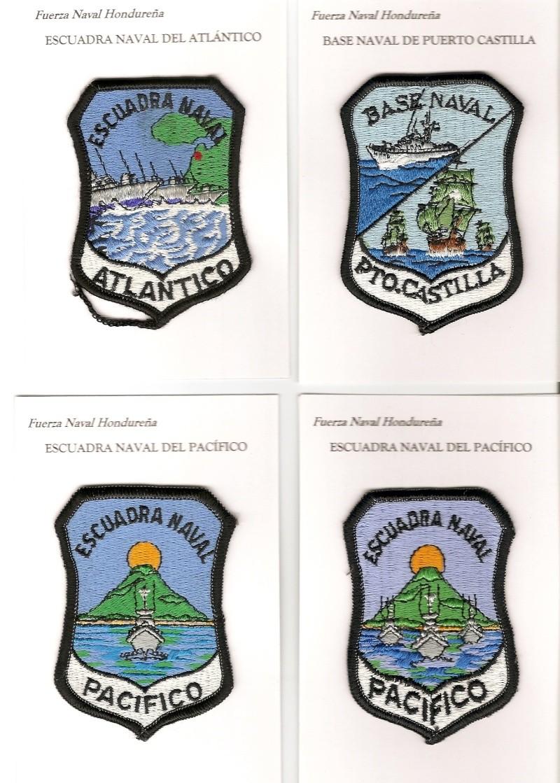 Honduran Army patches Hond_n11