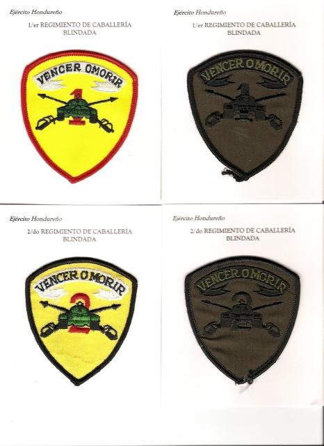 Honduran Army patches Scan0024