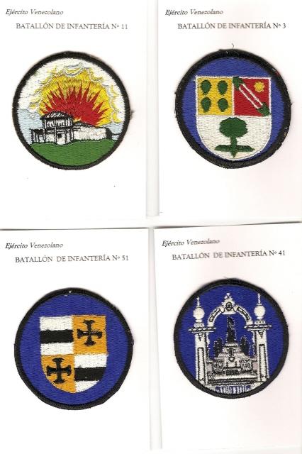 Venezuelan Army patches Scan0027