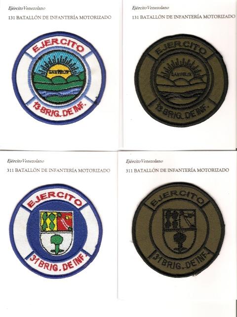 Venezuelan Army patches Scan0028