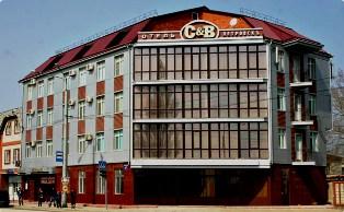 """Отель """"Петровскъ"""" Dndudn10"""