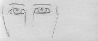 BESOIN D'AIDE .Comment peindre des yeux Image111