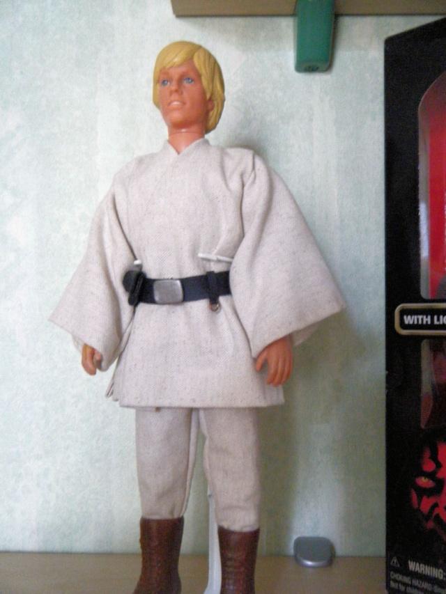 Sauvetage de Luke Skywalker Luck10