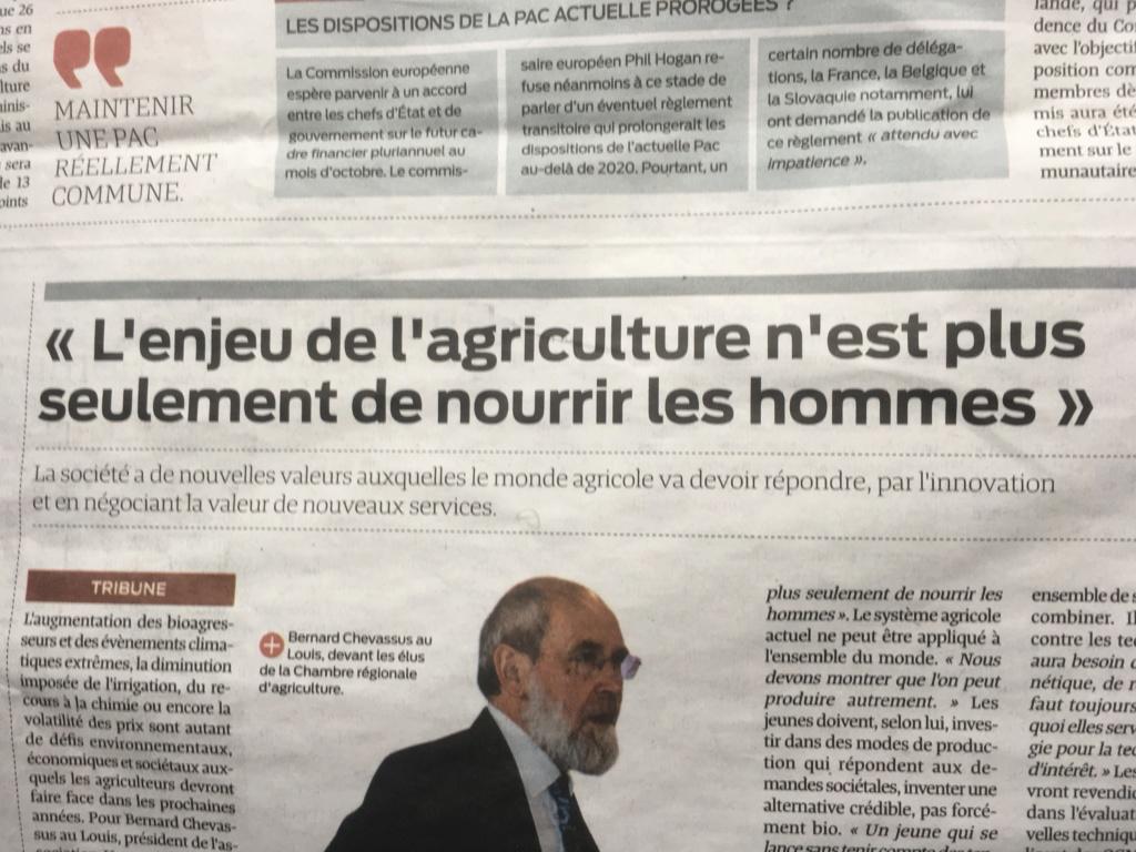 Lutte contre la bien-pensance : l'agriculture aura-t-elle disparu dans 15 ans ? Portug10