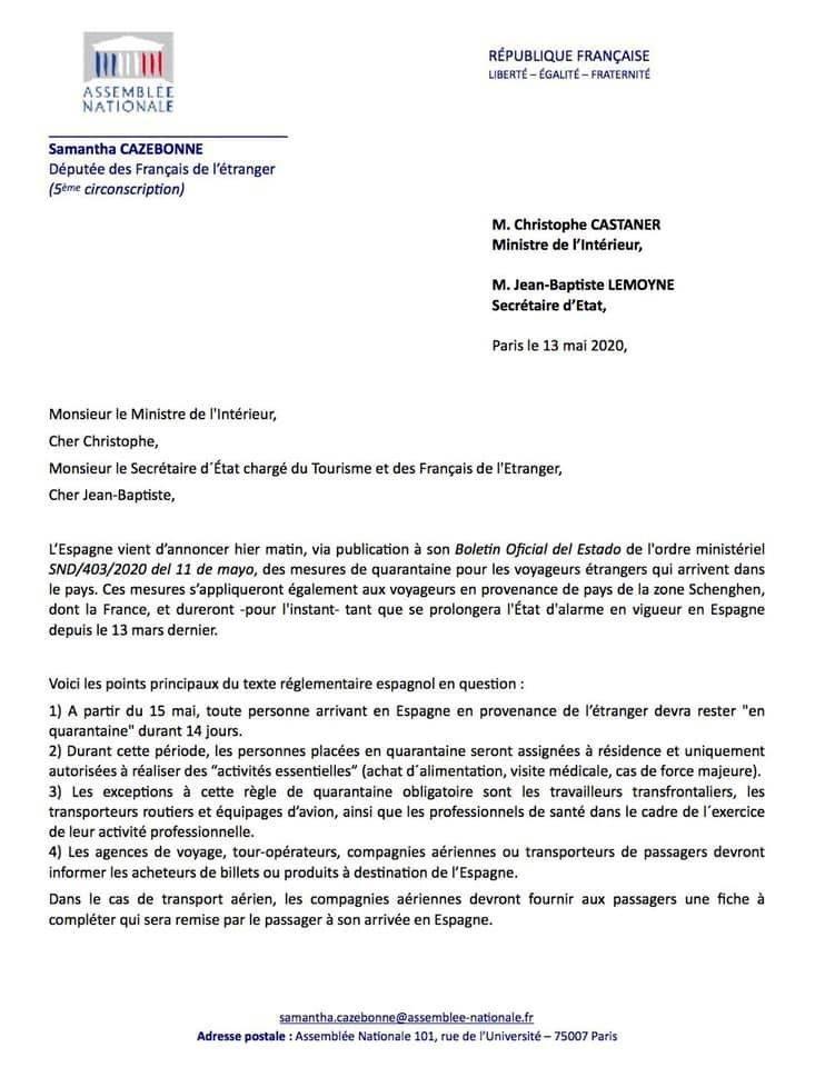 Fermeture des frontières espagnoles 97187210