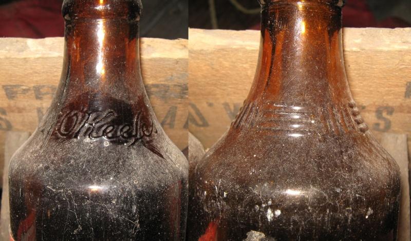 King's Court ginger beer de Montréal avec sa caisse! Caisse12