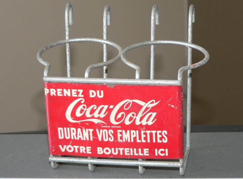 """""""Rack"""" à 2 bouteilles Coca-Cola Coke2b10"""