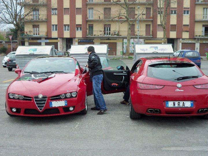 La carica dei 101 anni Alfa Romeo - Brescia 27 marzo 2011 - Pagina 6 Brere10