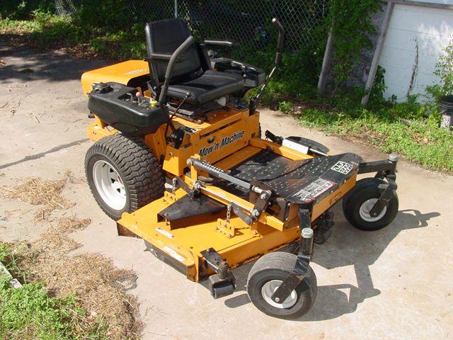 Woods M2560 Mow N Machine Zero Turn Mower 60
