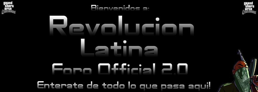 La Revolucion Latina TDM Desde Mayo Del 2010