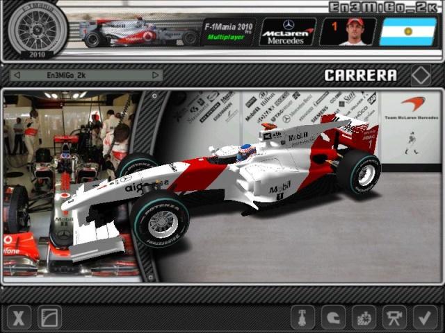 Etiquetas actulizadas & Mercedes modificado Mclare10