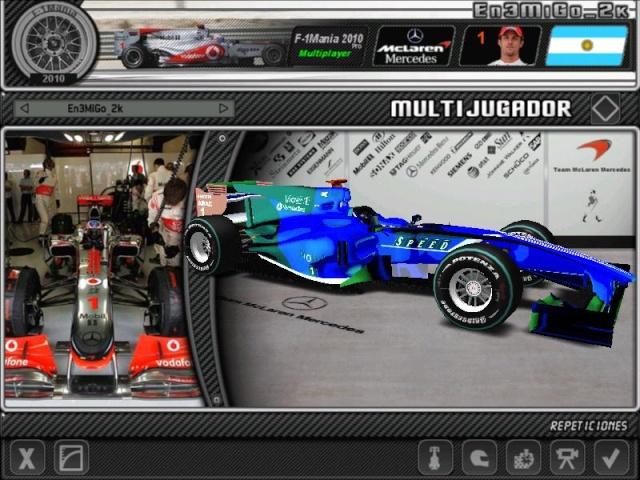 Etiquetas actulizadas & Mercedes modificado Mclare11