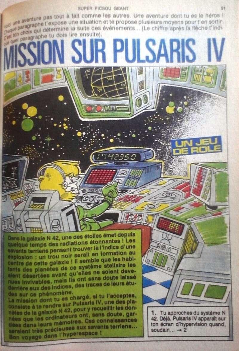 Mission sur Pulsaris IV... P08-0410