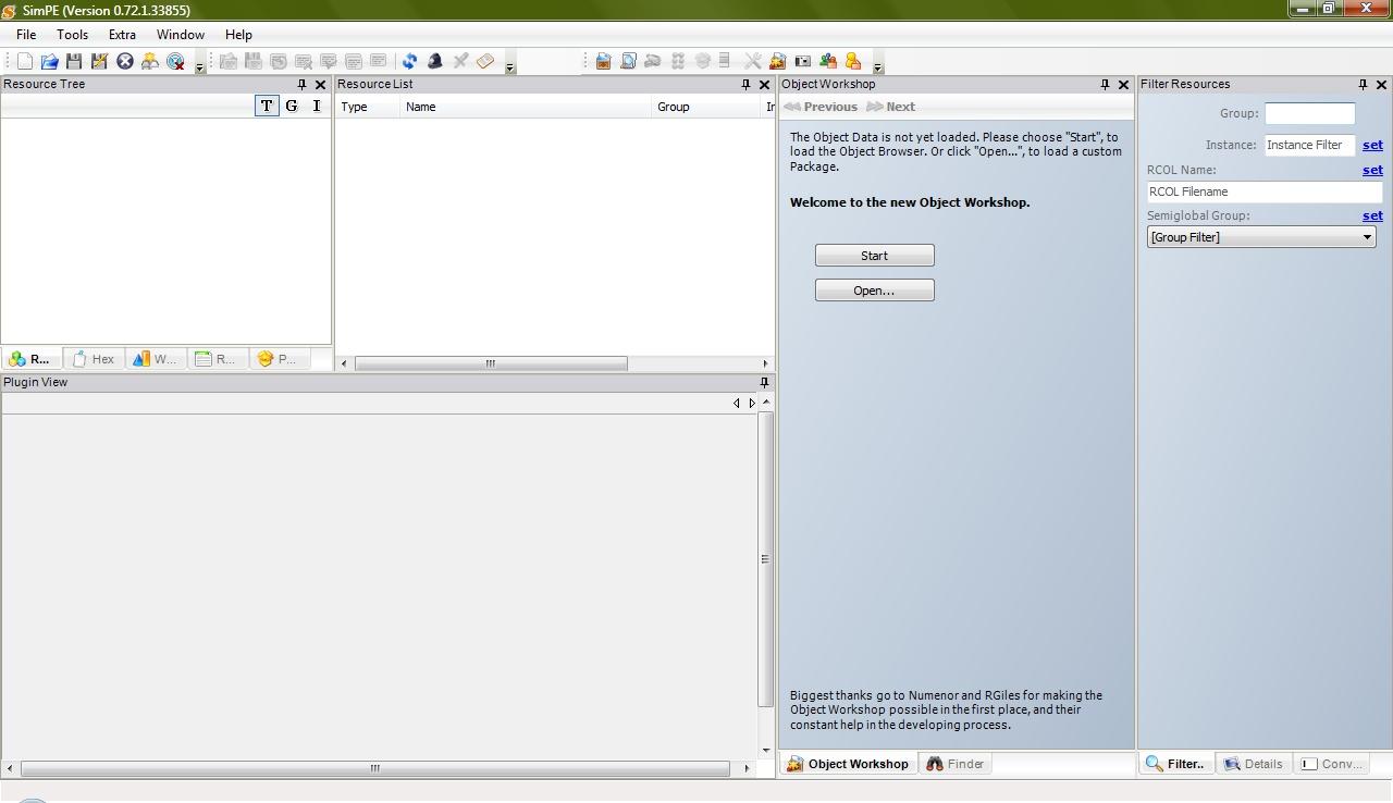 [Débutant] SimPe - Créer une nouvelle carrière Sims 2 avec l'éditeur de carrière de BIDOU Pannea10