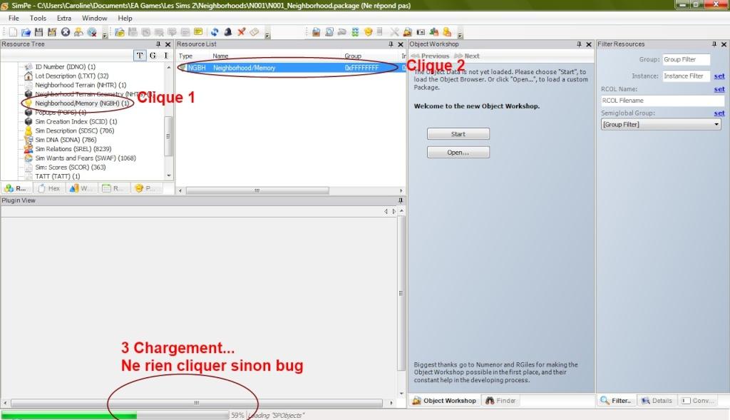 [Apprenti] SimPE - Modifier les souvenirs des Sims Pannea14