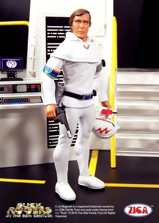 Buck Rogers au XXVe siècle 1/9 chez ZICA (2010-2011) 51001110