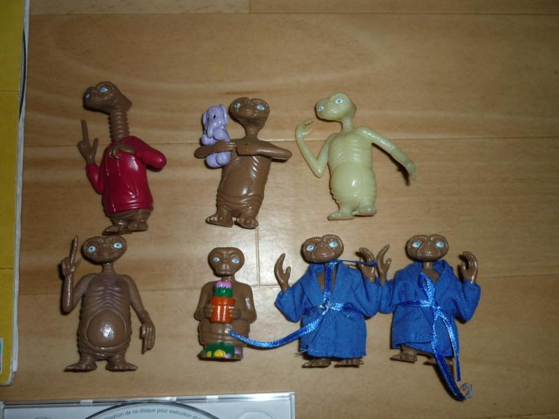 E.T. L'extra-terrestre - Les jouets et produits dérivés 80's P1040619
