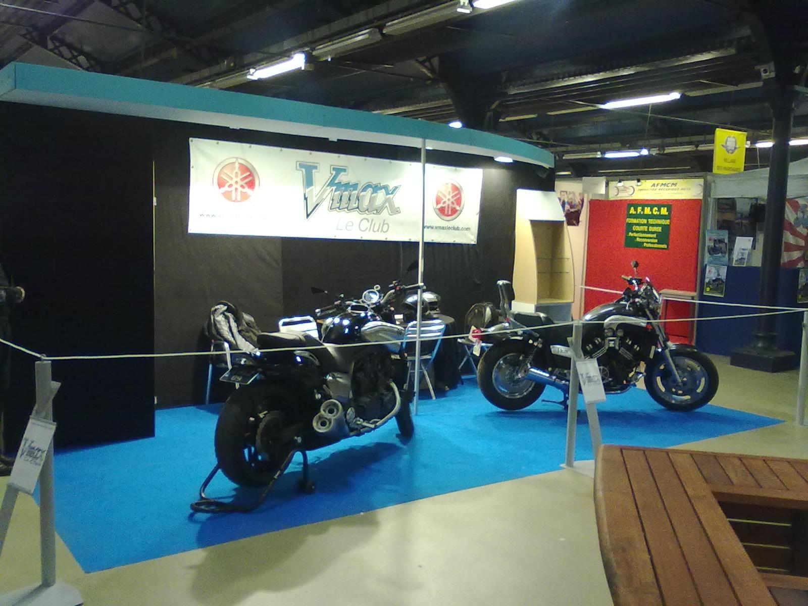 Salon moto Légende 19-21 Novembre 2010 19112010
