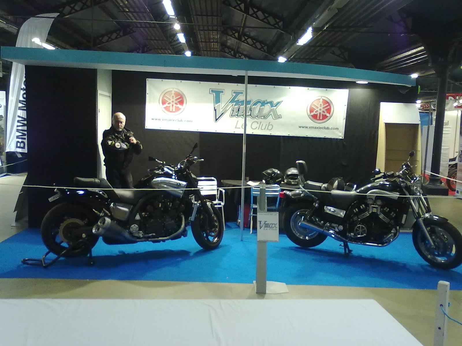 Salon moto Légende 19-21 Novembre 2010 19112011