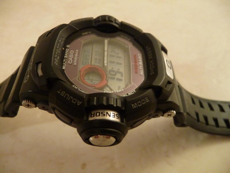Ma dernière acquisition : Casion G-shock G-5600A-7 P1040323