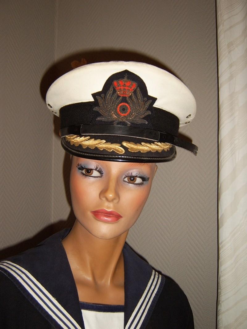Collection pièce uniforme et insigne Marine Nouvel16