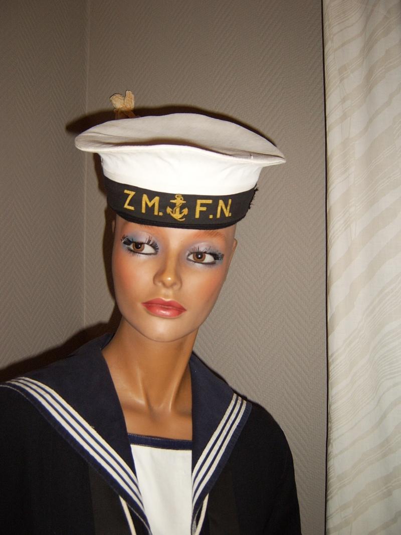 Collection pièce uniforme et insigne Marine Nouvel18